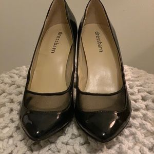Dress Barn Patent Leather Pumps